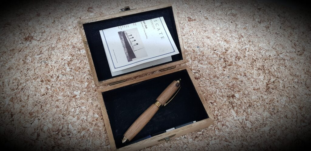 RMS Olympic Fountain Pen